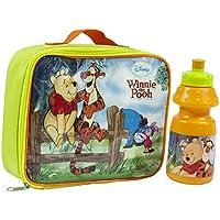 Winnie Pooh Brottasche mit Flasche Kindergartentasche - preisvergleich