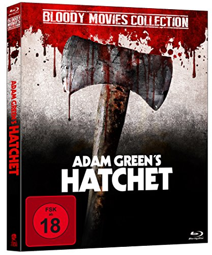 Hatchet (Bloody Movies Collection, Uncut) [Blu-ray] Preisvergleich