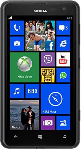 Nokia Lumia 625 Mobile Phone (Black)