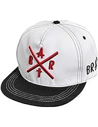 0013a42258c54 Gorras béisbol ❤️Amlaiworld Gorra de béisbol ajustable unisex hombre mujer  Moda Sombrero de niño Hiphop Bordado Snapback Gorras…