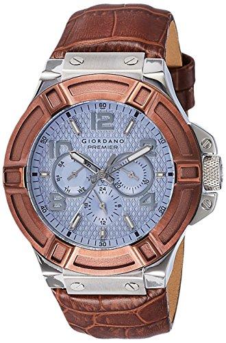 Giordano Analog Blue Dial Men's Watch - P1059-07