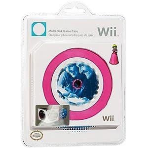 Multi-Disk Game Case Prinzessin Peach (Nintendo Wii)