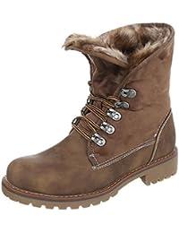 Suchergebnis auf Amazon.de für  4cm Absatz - Stiefel   Stiefeletten ... 0af58b4933