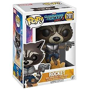 POP Guardians 2 Rocket Raccoon Bobblehead Figure