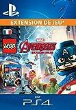 Passe de saison LEGO Marvel's Avengers [Extension De Jeu] [Code Jeu PSN PS4 - Compte français]