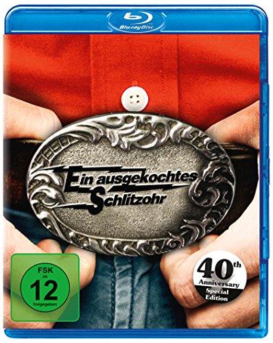 Ein ausgekochtes Schlitzohr - 40th Anniversary Edition (+ Bonus-DVD) [Blu-ray] [Limited Edition]
