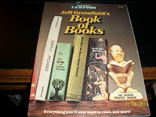 Jeff Greenfield's Book of Books