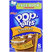 Kellogg's S'mores Pop Tarts -