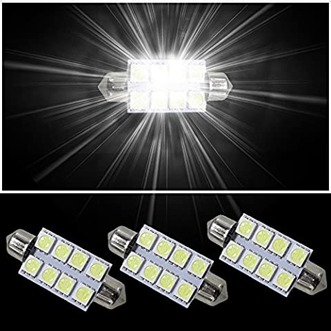 muchkey 8x SMD c10W LED Innen
