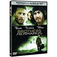 Brothers (Import Dvd) (2011) Jake Gyllenhaal; Natalie Portman; Tobey Maguire;