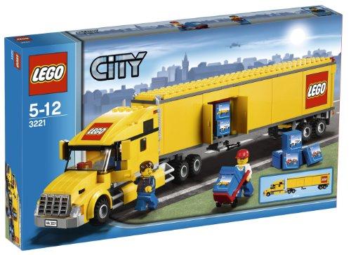 Preisvergleich Produktbild Lego City 3221 - Lego LKW