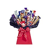 Large Chocolate Bouquet - Sweet Hamper Tree - Beautifully...