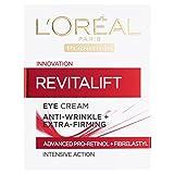 L'oreal - Revitalift, crema contorno ojos, 15ml