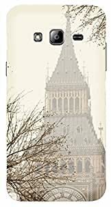 WOW 3D Printed Designer Mobile Case Back Cover For Samsung Galaxy J3