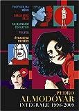 Coffret Pedro Almodovar 5 DVD : Tout sur ma mère, Parle avec elle, La mauvaise éduction, Volver, Etreintes brisées