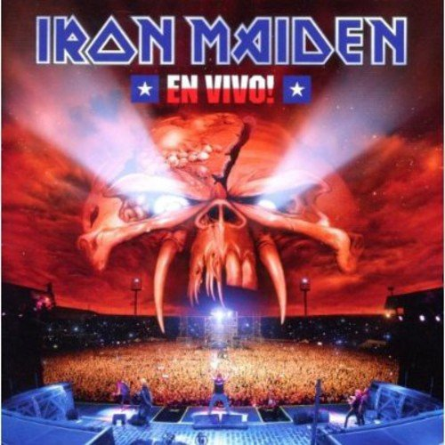 Iron Maiden: En Vivo! Live in Santiago de Chile (Audio CD)