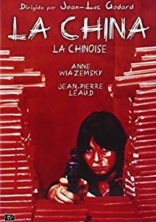 La chinoise (La china) (1967) *** Region 2 *** Spanish Edition ***