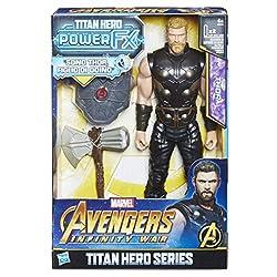 Attiva frasi e suoni Compatibile con il Titan Hero Power FX Pack Ispirato al film Avengers: Infinity War