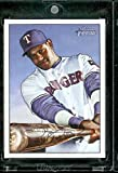 Heritage 2007 Bowman#122 Sammy Sosa Texas Rangers Baseball Card