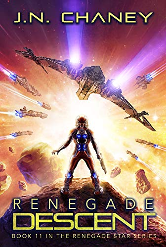 Renegade Descent: An Intergalactic Space Opera Adventure (Renegade Star Book 11) (English Edition)