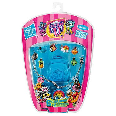 Vivid Imaginations Serie 1Charm U Kids Juguete Coleccionable con 8Abalorios y Pulsera Pack (Multicolor)
