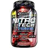 Muscletech Performance Series Nitro-Tech Power (2lbs) Strawberry