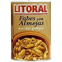 Litoral Fabes con Almejas. Plato Cocinado - 440 gr