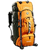 Black Canyon Unisex Rucksack Explorer, orange, one size, BC3228