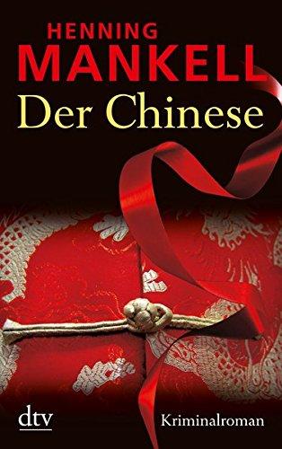 Buchseite und Rezensionen zu 'Der Chinese' von Henning Mankell