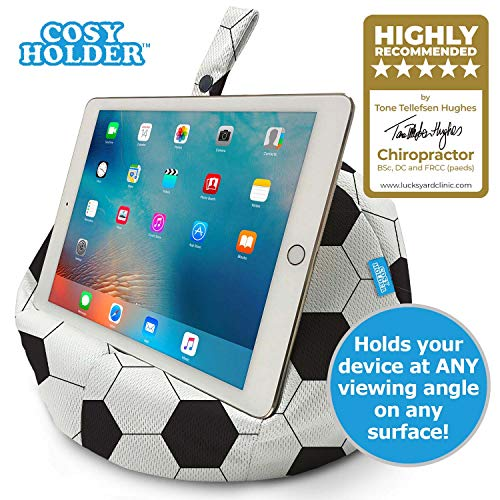 Cosy Holder Sitzsack für Tablet- und E-Reader (E-Book) Ideal für iPad, Samsung Galaxy, Kindle und...