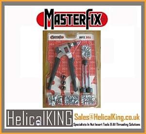 Nutsert Masterfix MFX306 main Rivnut outils/M3/M4/M5/M6