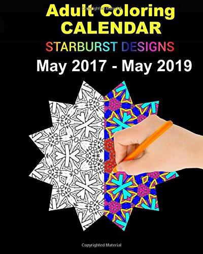 adult-coloring-calendar-starburst-designs-may-2017-may-2019