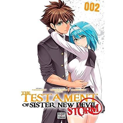 The Testament of sister new devil storm T02