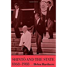 Shinto and the State, 1868-1988 (Studies in Church and State) by Robert T. Handy (Foreword), Helen Hardacre (1-Aug-1991) Paperback