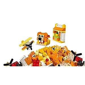 Lego Classic 10709 - Scatola della Creatività, Arancione LEGO Classic LEGO