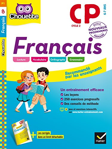 Collection Chouette - Francais: Francais CP (6-7 ans)