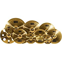 Meinl Cymbals HCS SCS1Ultimate Special Cymbal Set