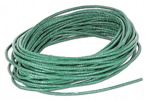 VISCO 60 - Anzündlitze grün 60 s/m, 10m Rolle
