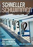 Schneller Schwimmen: Trainingspläne nach dem Baukasten-System