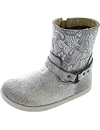 Bobux Girl's I-Walk Strap Boot Leather Boots