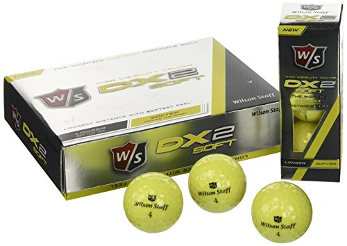 Wilson Staff WGWP37200, Homme Balle de Golf la Plus Souple...
