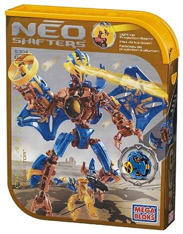 MEGA BLOKS 6304 Neo Shifters Cozma Tor Gestaltverändernde Roboter