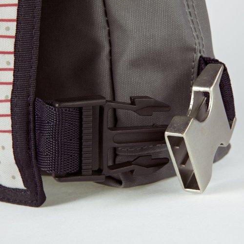 sigikid Beasts  23785 - Tasche klein Grau