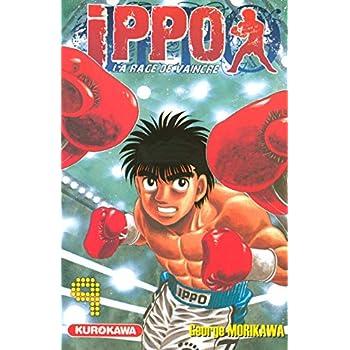 Ippo - saison 1, La rage de vaincre - tome 09 (9)