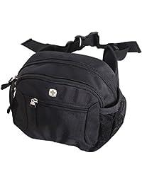 Wenger Bum Bag Money Belt, 28 cm, Black 2160470