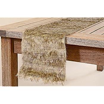 Tamia Home Tischlaufer Tischtuch Tischdeko Tischband Polyster