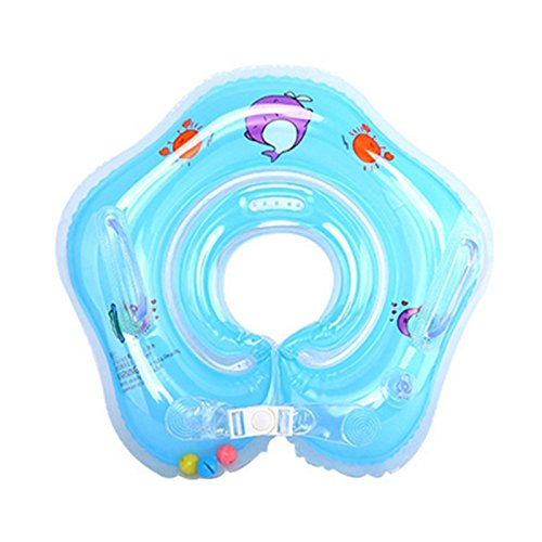 Xueliee Baby Schwimmen Ring, aufblasbar Baby Pool Schwimmbrett mit Sitz ideal für Kinder Planschbecken