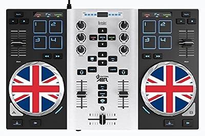 Hercules DJ Control Air S - Union Flag Edition