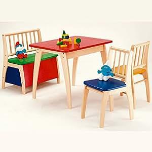 Geuther Bambino Kindersitzgruppe 4-teilig, bunt