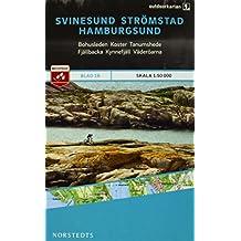 Outdoorkartan Schweden 18 Svinesund - Strömstad - Hamburgsund 1 : 50 000: amtliche Karte